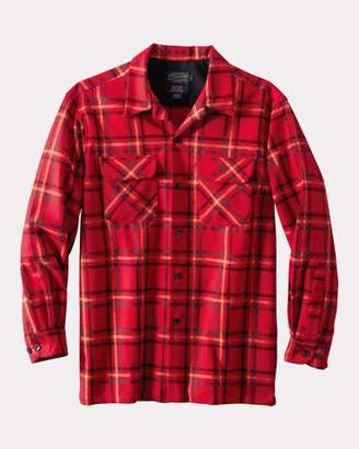 Pendleton Men's Classic Fit Long Sleeve Board Shirt