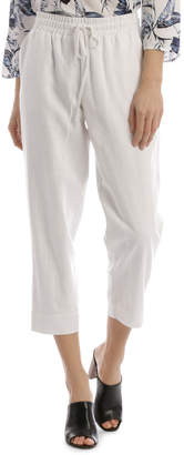 Blend of America Must Have Linen Pant White