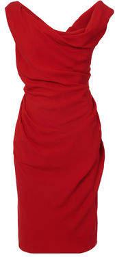 Vivienne Westwood Amber Corset Dress Red