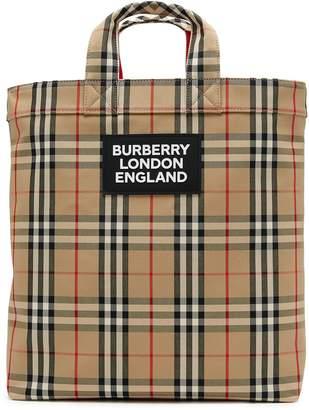 Burberry Artie shopping bag