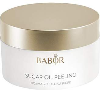 Babor CLEANSING Sugar Oil Peeling for Face 1.69 oz - Best Natural Exfoliating Scrub for Day and Night
