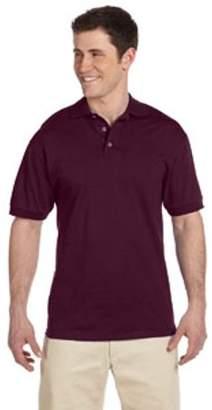 JERZEES Jerzees Adult 6.1 oz. Heavyweight Cotton Jersey Polo