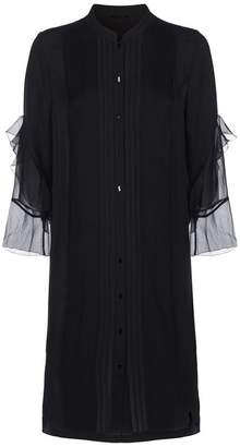 Elie Tahari Sawyer Tunic Shift Dress