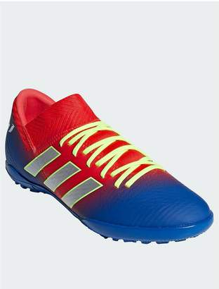 uk availability 45bdc 8af34 adidas Junior Nemeziz Messi 18.3 Astro Turf Football Boot