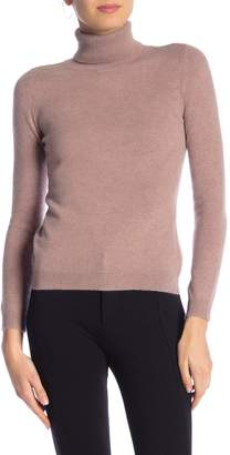 In Cashmere Cashmere Turtle Neck Sweater