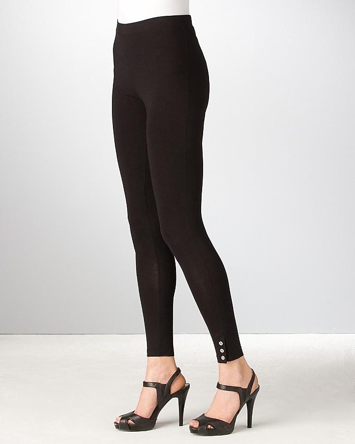 Calvin Klein Buttoned Legging