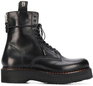 R 13 military boots