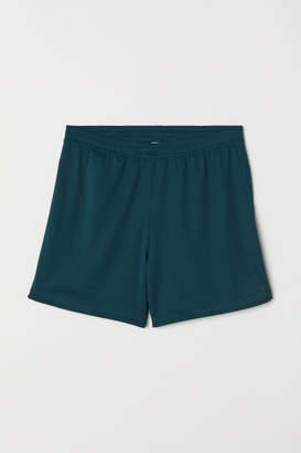 H&M Sports Shorts - Turquoise
