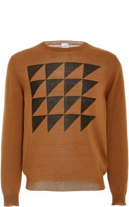EIDOS Logo Crew Neck Sweater
