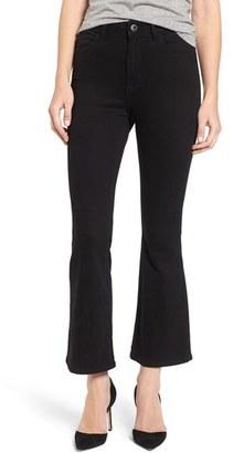 Women's Dl1961 Jackie High Waist Crop Flare Jeans $178 thestylecure.com