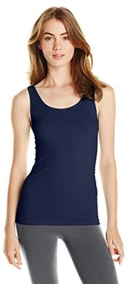 Skinny T-Shirts Women's Basic Wide-Strap Camisole