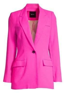Smythe Tailored Wool Blazer