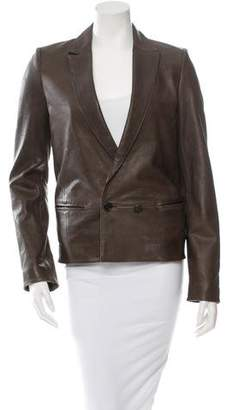 Giada Forte Leather Jacket w/ Tags
