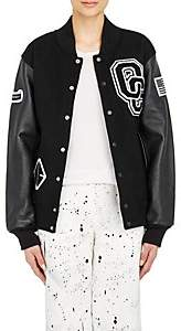 Opening Ceremony Women's Varsity Jacket - Black