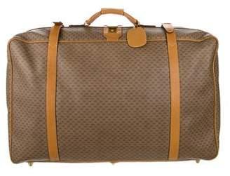 Gucci Vintage GG Plus Suitcase