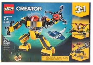 Lego Creator 3-in-1 Underwater Robot