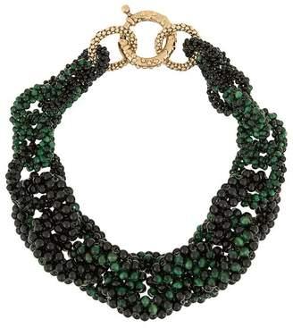 Rosantica interlock necklace