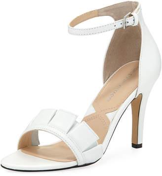 Adrienne Vittadini Gabi Single Mid-Heel Dress Sandal