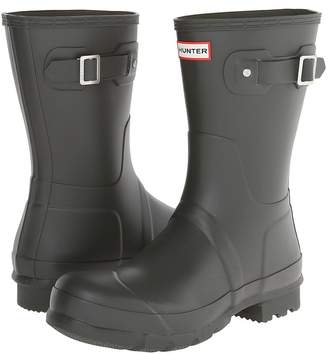 Hunter Short Rain Boots Men's Rain Boots