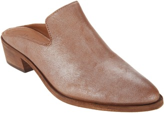 Frye Leather Mules - Ray Mules