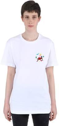 Ariel La Petite Vilaine Cotton T-Shirt