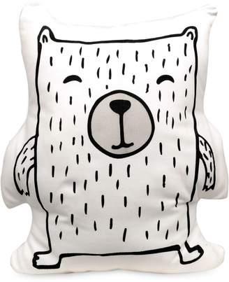 Lolli Living Baby's Kayden Bear Cotton Pillow