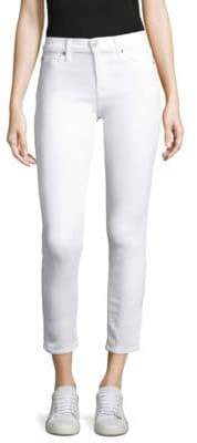 Hudson Tally Skinny Crop Jeans