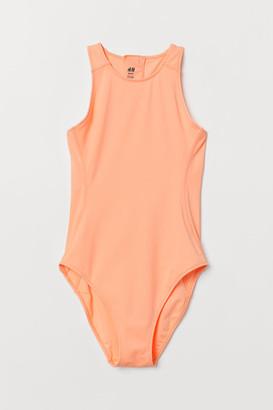 H&M Sports Swimsuit - Orange