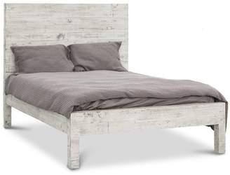 Apt2B Hadley Platform Bed RUSTIC WHITE