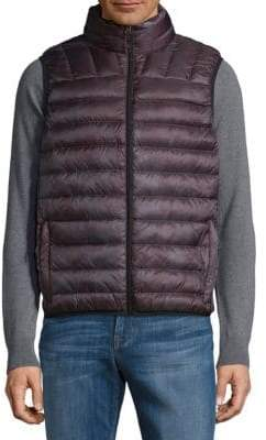 Hawke & Co Packet Ombre Puffer Vest