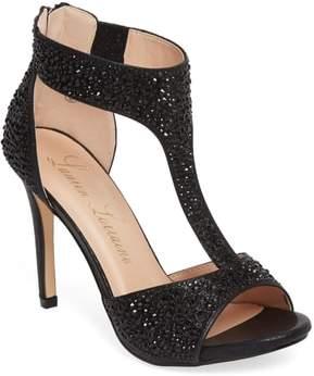 Ralph Lauren Lorraine Ina Crystal Embellished Sandal