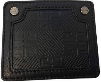 Givenchy Black Leather Purses, wallets & cases