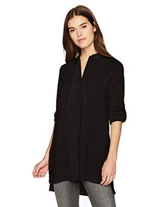 Kenneth Cole Women's Tunic Shirt