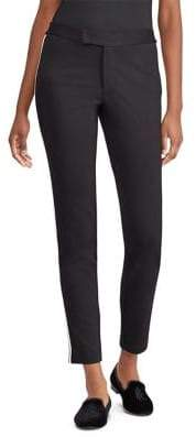 Lauren Ralph Lauren Petite Skinny-Fit Side Stripe Ponte Pants