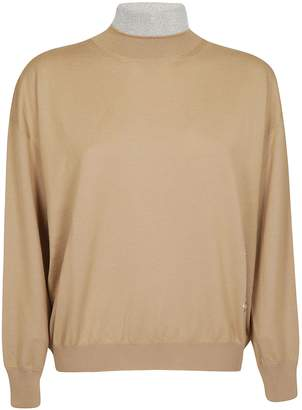 Paco Rabanne Turtle Neck Sweater