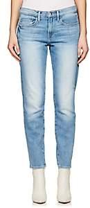 Frame Women's Le Boy Straight Jeans - Lt. Blue