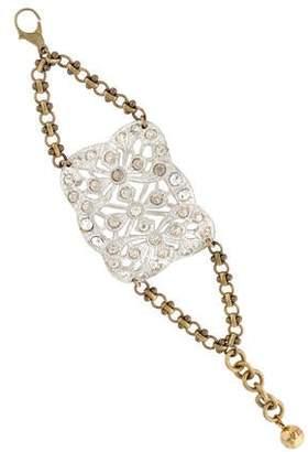 Lulu Frost Crystal Pierced Bracelet