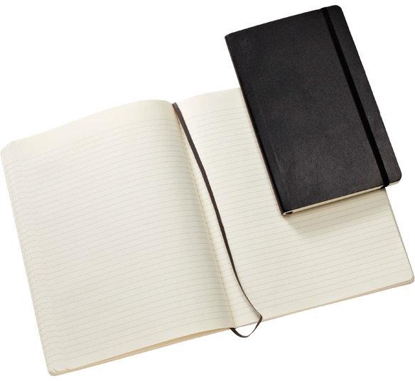 Moleskine Soft Ruled Notebooks