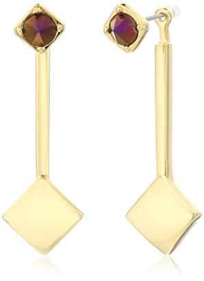 Trina Turk Color Pop Linear Drop Earrings