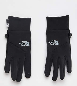 The North Face Womens Etip Gloves in Black