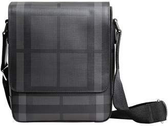 Burberry check crossbody bag