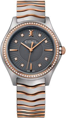 Ebel Wave Bracelet Watch, 35mm