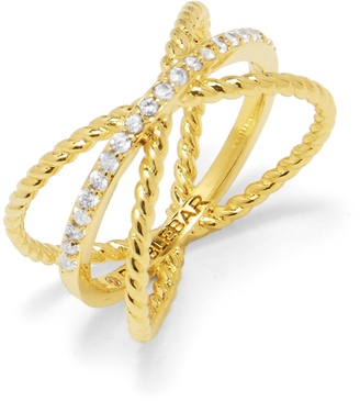 Maddy X Ring $32 thestylecure.com