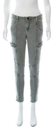 J Brand Skinny-Leg Cargo Pants