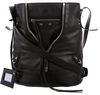 Balenciaga Balenciaga Motocross Papier Drop Bucket Bag