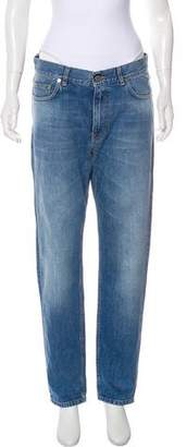 Acne Studios Mid-Rise Straight-Leg Jeans w/ Tags