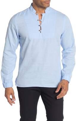 TR Premium Mandarin Slim Fit Shirt