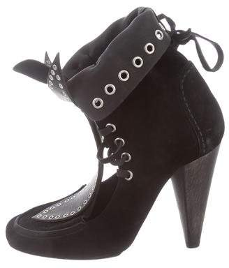 Isabel Marant Mossa Studded Booties