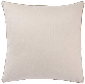Jaipur Rugs Inc Jaipur Living Rollins Solid Cream Poly Throw Pillow 22""