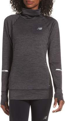 New Balance Heat Quarter-Zip Top